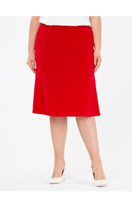 юбка Элегант (красный)