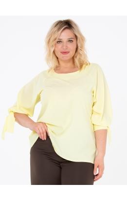 блуза Дороти2 (светло-желтый)