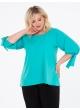 блуза Дороти2 (бирюза)