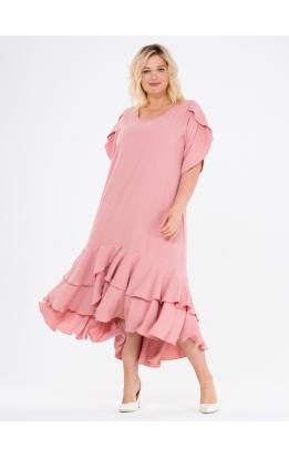 платье ЛайтСкай (розовый бледный)