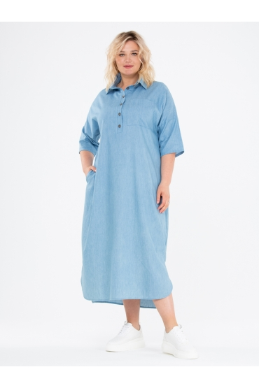 платье Альба Джинс