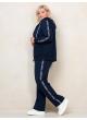 спортивный костюм Лайф (темно-синий)