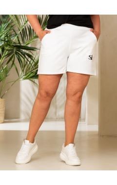 шорты Пляжные (молочный)