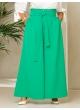 брюки Палаццо (светло-зеленый)