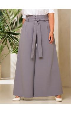 брюки Палаццо (светло-серый)