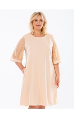 платье Барселона (бежевый)