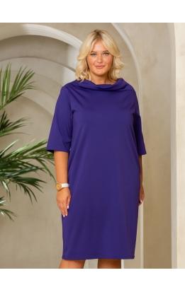 платье Стелла (фиолет)