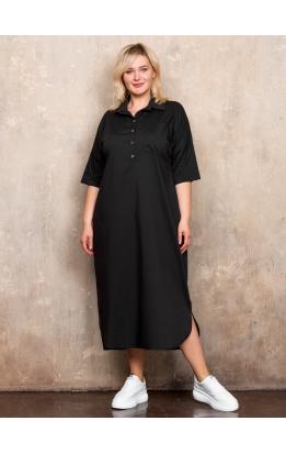 платье Альба Лайт (черный)