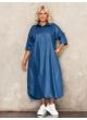 платье Альба (темно-синий)
