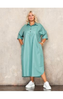 платье Альба (зеленый)