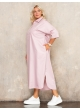 платье Альба (розовый)