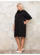 платье МоноБерта (черный)