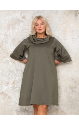 платье МоноБерта (хаки)