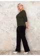 блуза Шейк (серый)