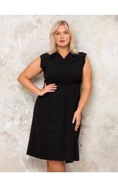 платье Офисное (черный)