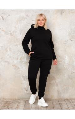 спортивный костюм Шэри (черный)