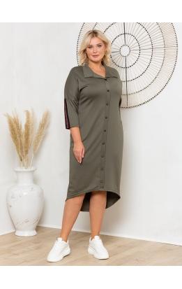 платье Гранта (хаки)