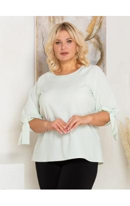 блуза Дороти2 (светлая мята)