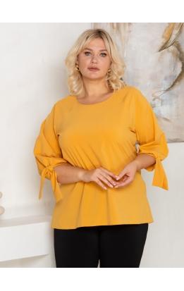 блуза Дороти2 (терракотовый)