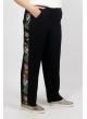 брюки Сакура (чёрный)