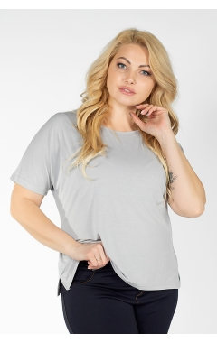 футболка Лесси (серый)