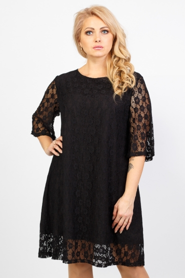 платье Лиана (чёрный)