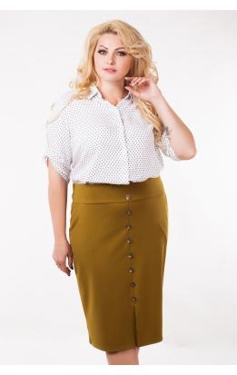 юбка Мадонна (оливковый)