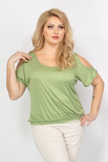 блуза Пляж (фисташковый)